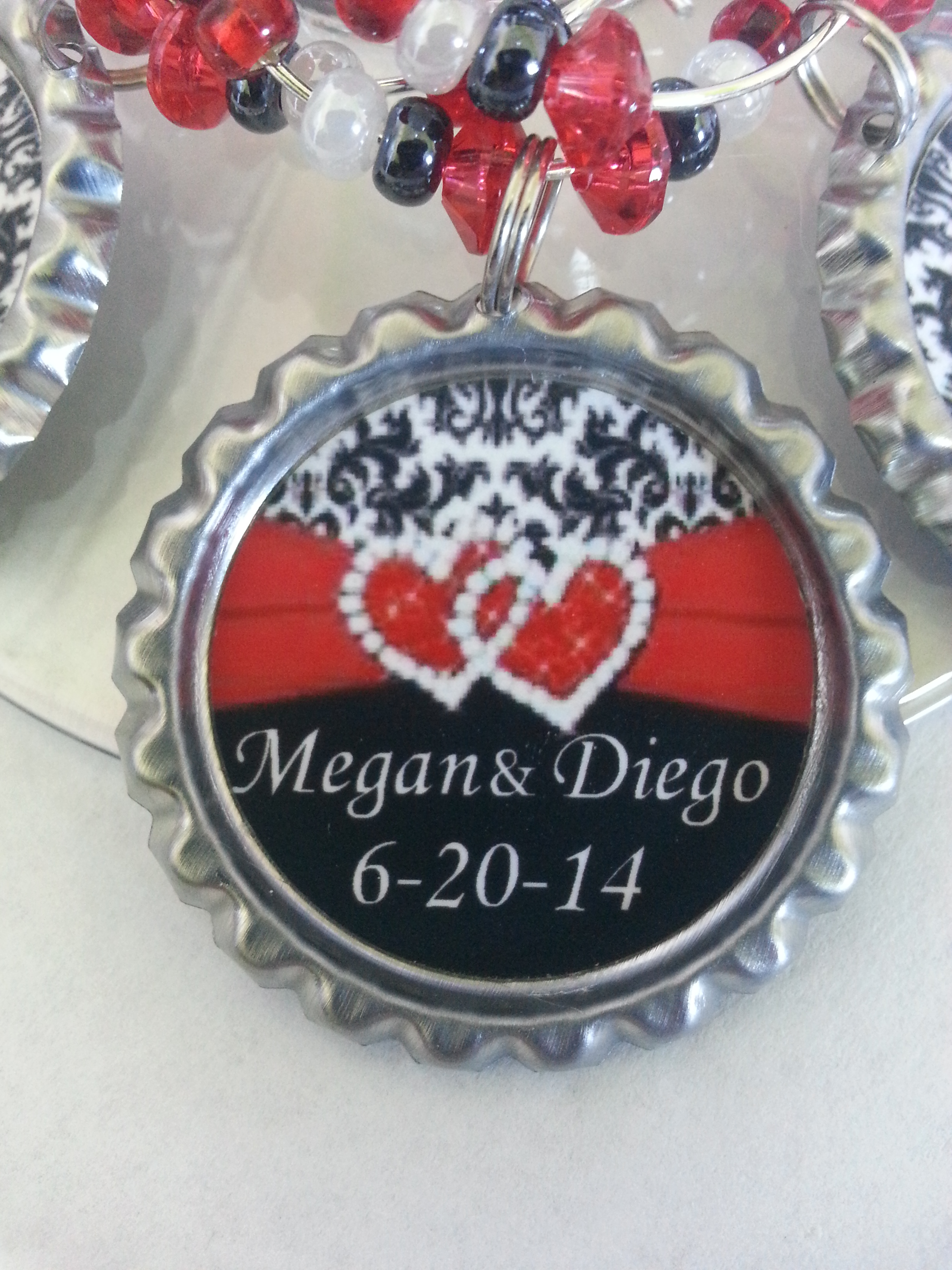 Party Supplies 2 Personalized Wedding Favors And Decorations