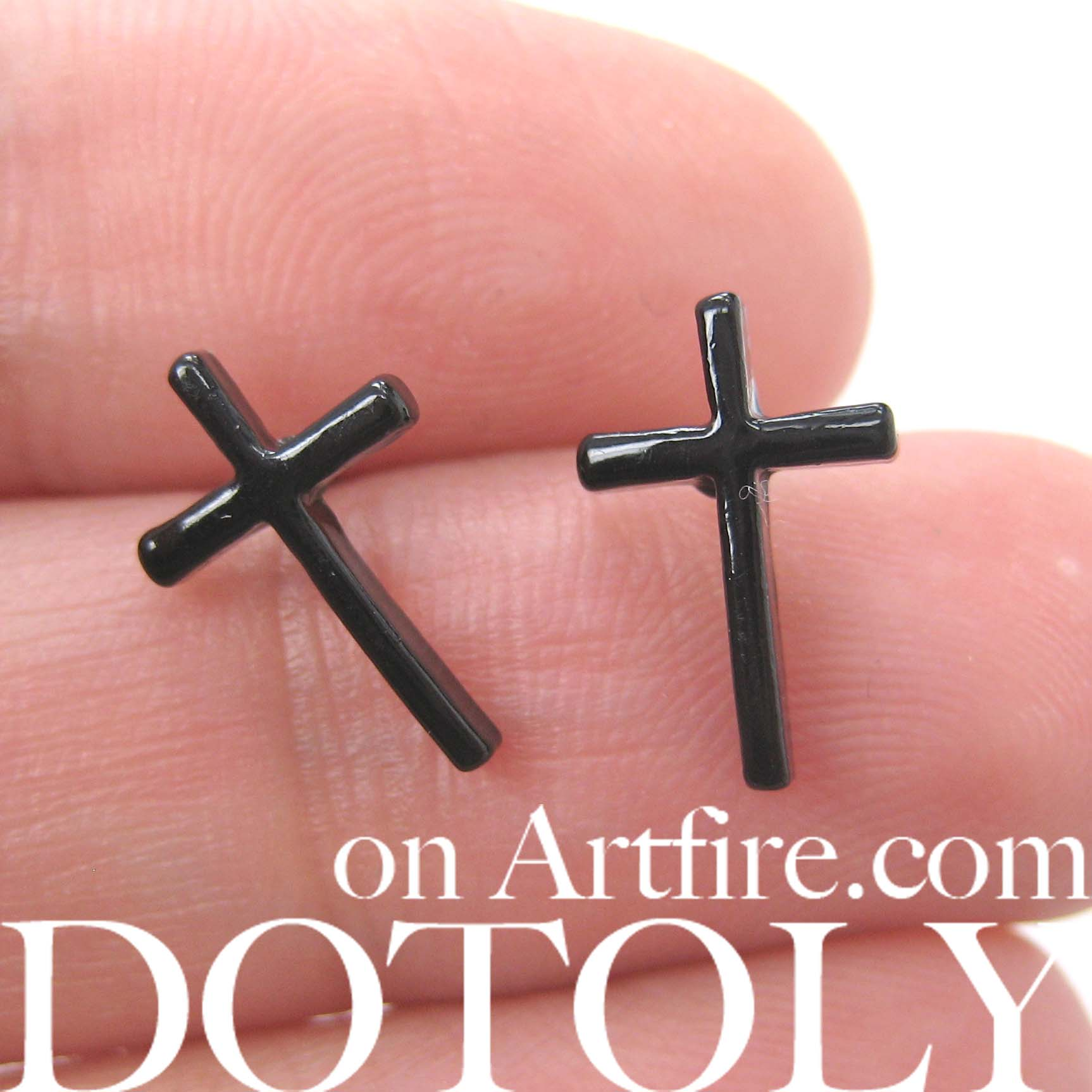 not earrings joyce for products collections cosmopolitan stud jewellery rapnet small cross