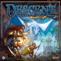 Descent: Journey's in the Dark 2nd Ed.