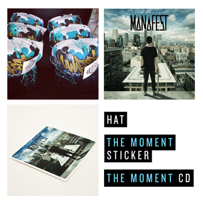 Manafest The Moment Tour