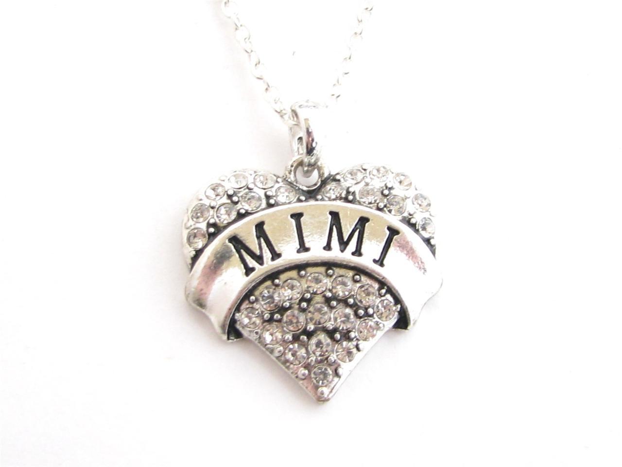 leading edge designs mimi silver chain necklace