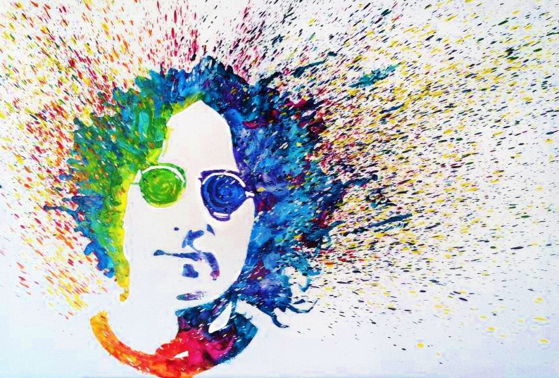 John Lennon Melting Miltons Online Store Powered By Storenvy