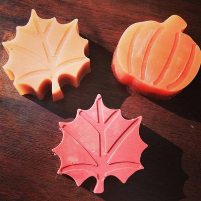 Fall soap set