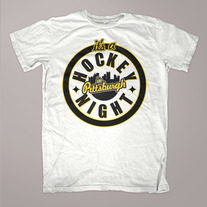 It's a Hockey Night in Pittsburgh II Tee