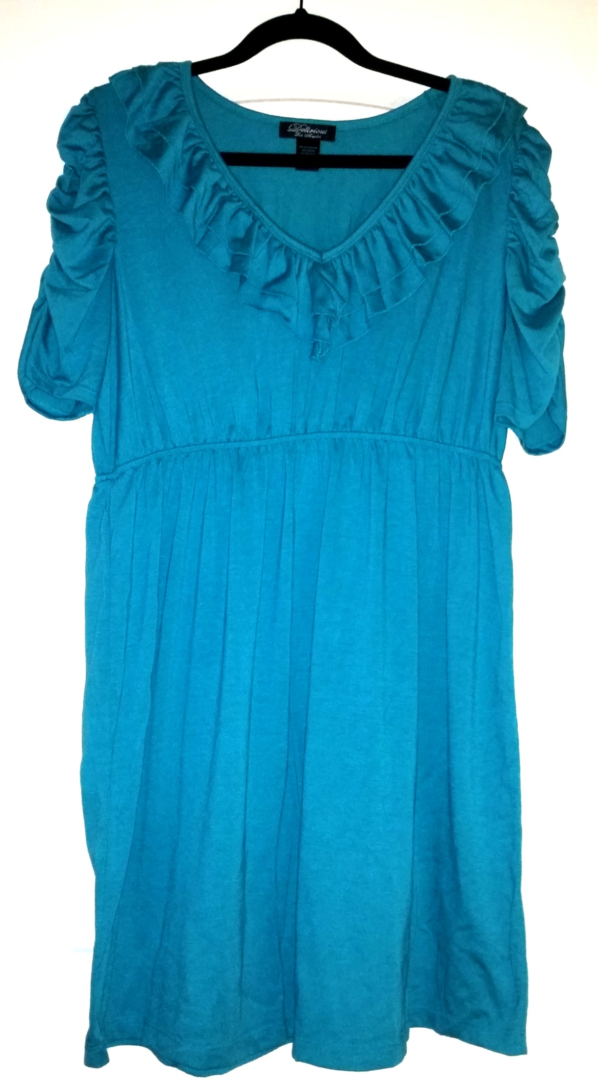 Shop for teal jersey dress online at Target. Free shipping on purchases over $35 and save 5% every day with your Target REDcard.