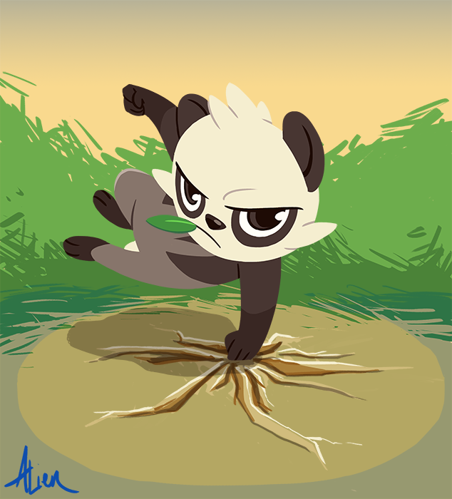 Pancham Alien Art Things Online Store Powered By Storenvy