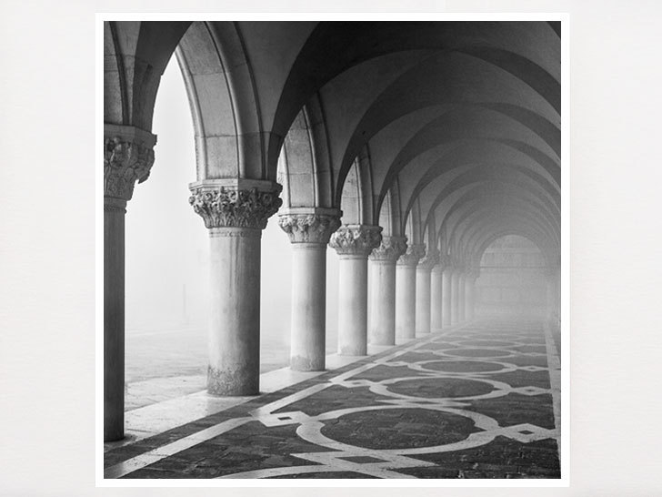 A sense of venice venice italy black and white architecture photography