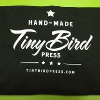 Tiny Bird Press t-shirt