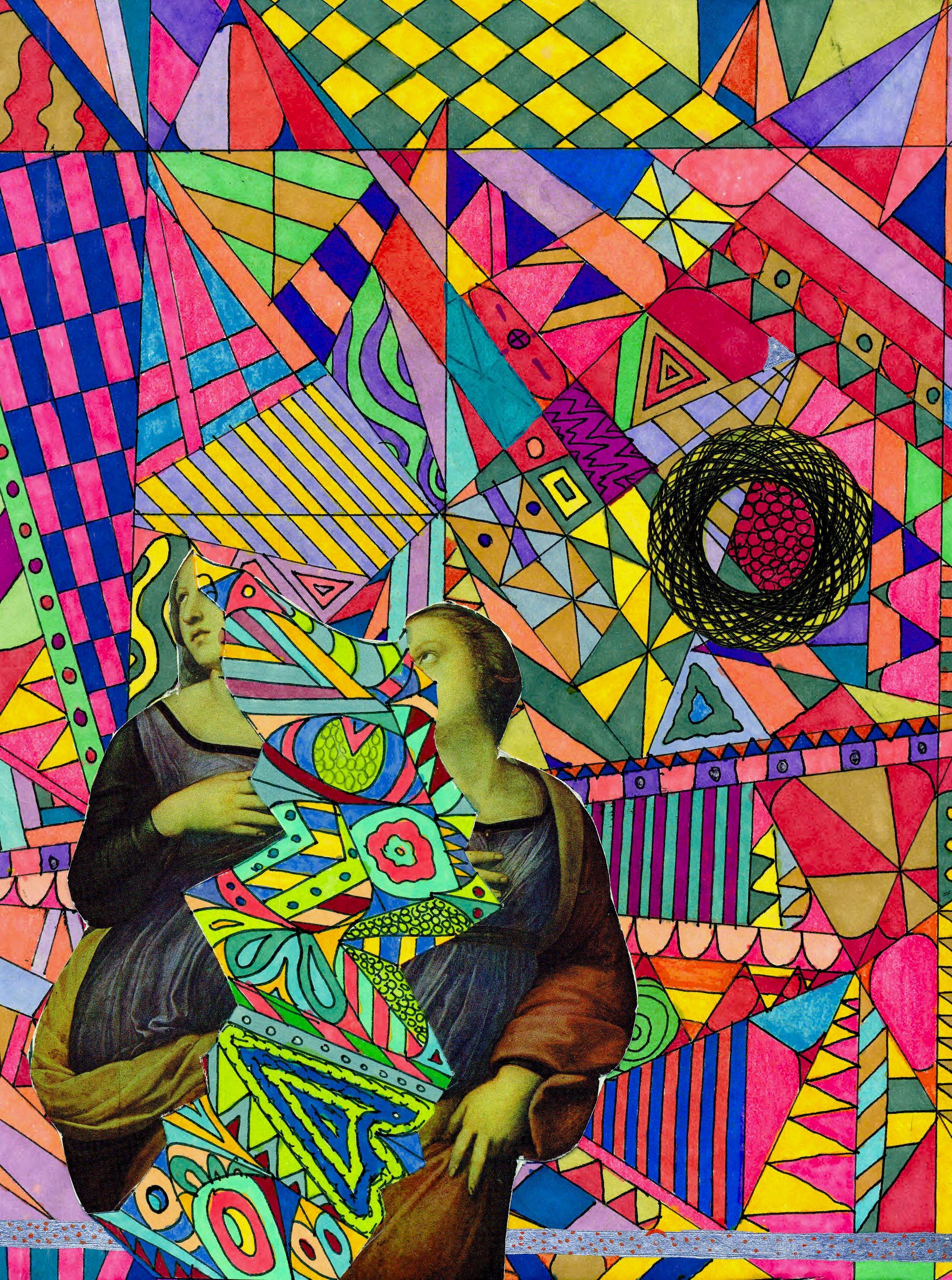 split personality lsd trip acid bath original artworks online