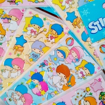 Little Twin Stars Sticker Sheet