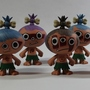 Custom Tribal Pygmy Blind Box Series - Thumbnail 2