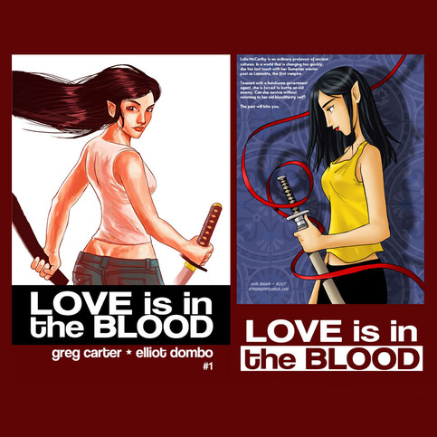 Love is in the Blood #1