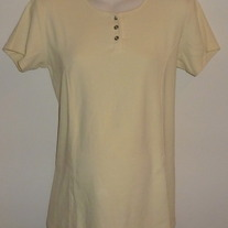 Yellow Shirt-Duo Maternity Size Small