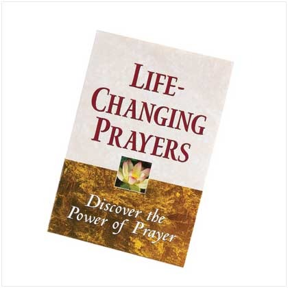 Life Changing Prayers Book