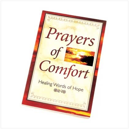 Prayers Of Comfort Book