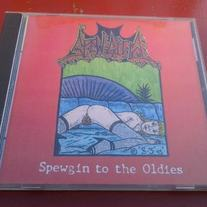 SPEW-GINA 'spewgin to the oldies'