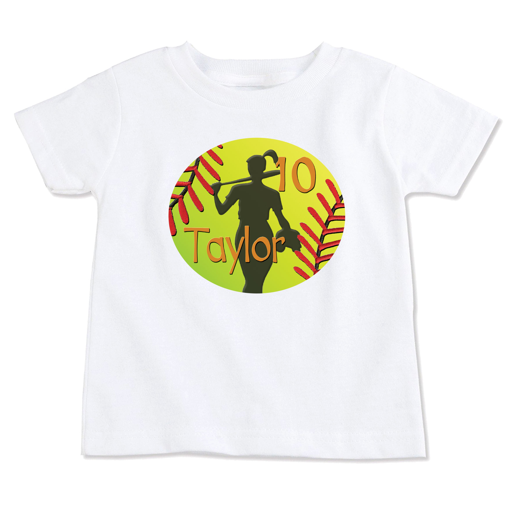 Softball T-Shirt,Birthday T-Shirt,Party T-Shirt ...