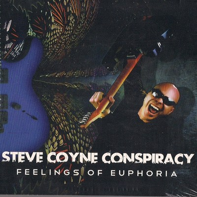 Steve coyne conspiracy-feelings of euphoria cd