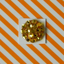 Swarovski Crystal Home Button Sticker For Apple iPhone, iPod, iPad - Yellow