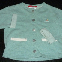 Light Blue Jacket-ESPIRIT Size 2T