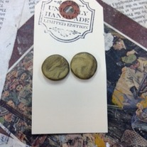 Clay Studs *Available in other colors