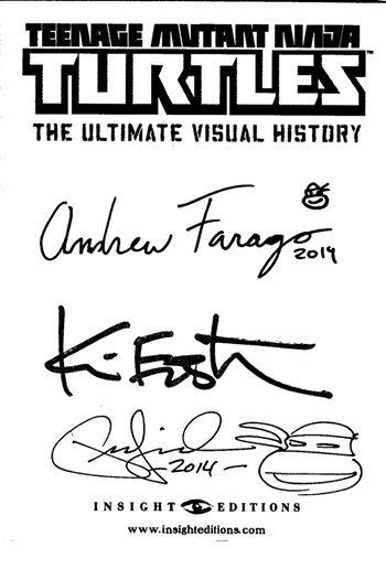 teenage mutant ninja turtles the ultimate visual history pdf