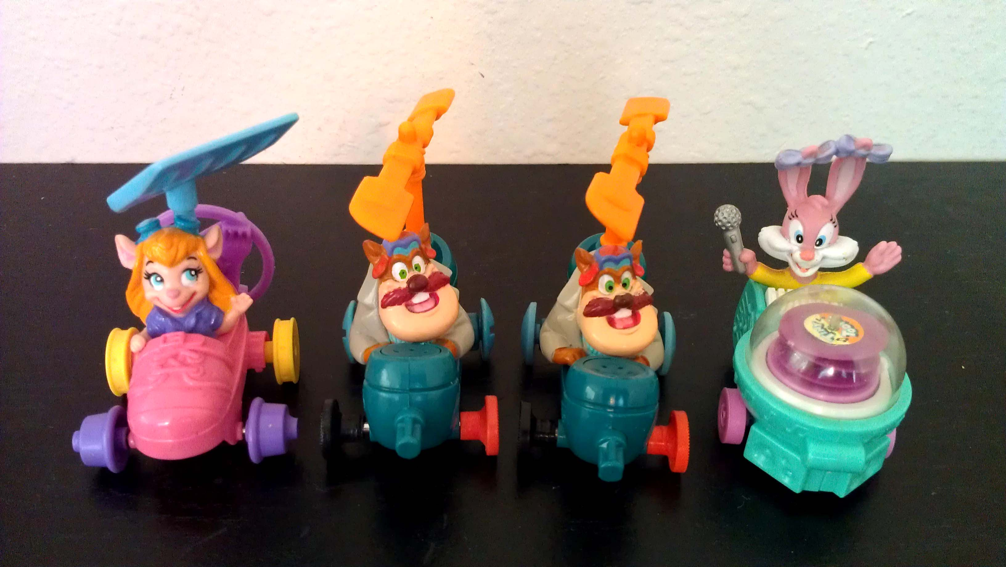 Toys And Adventures : Free ship rescue rangers toy cars mcdonald s toys tiny