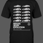 Hive - Nissan Silvia Evolution Shirt - Black