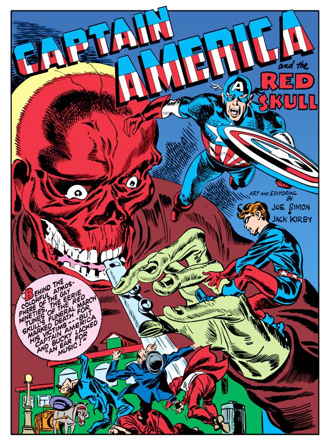 Captain America Comics For Sale Captain America Comics 7