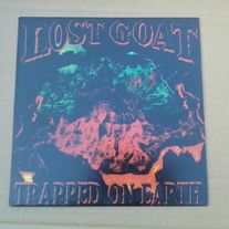 LOST GOAT 'trapped on earth' lp *rare