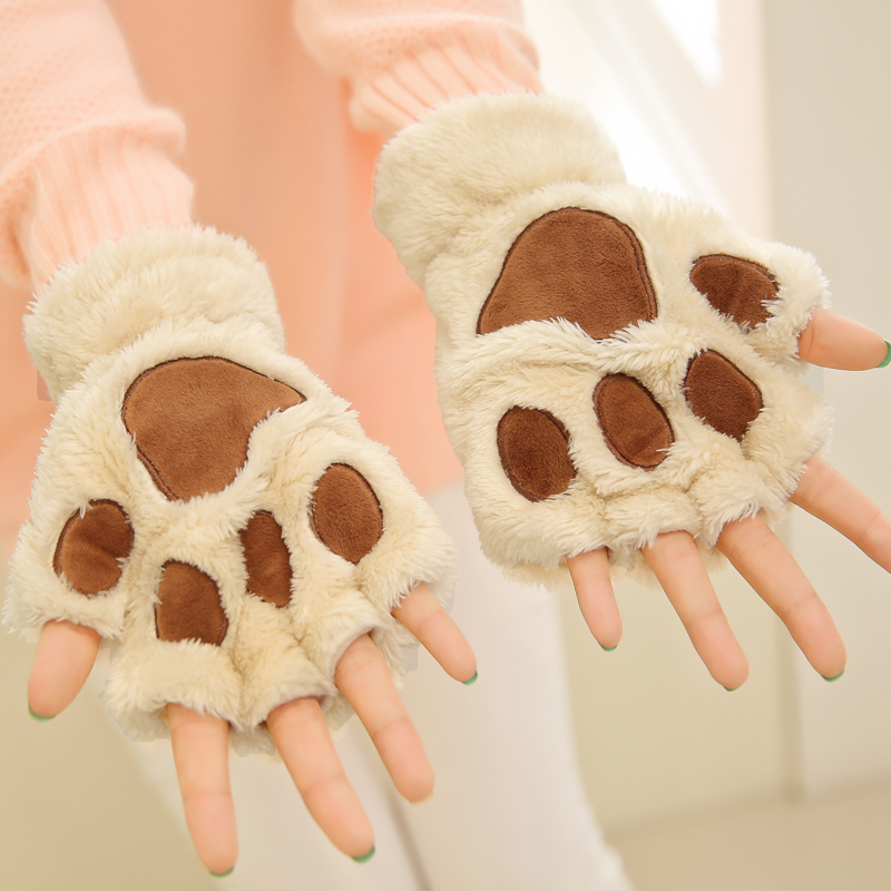 Cute little cat claw gloves · Harajuku fashion · Online ...