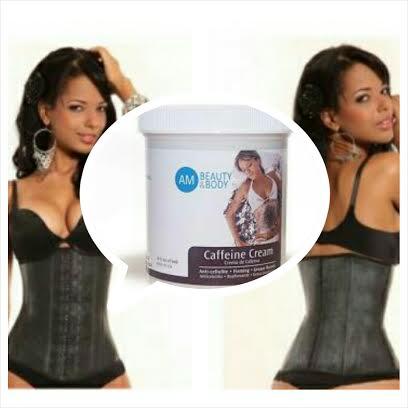 caffeine cream latex shaper bundle shape it up 015. Black Bedroom Furniture Sets. Home Design Ideas