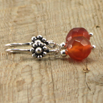 Moroccan Carnelian Earrings