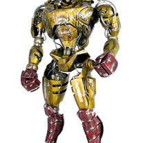 ThreeA Real Steel Midas (Retail edition) 3A