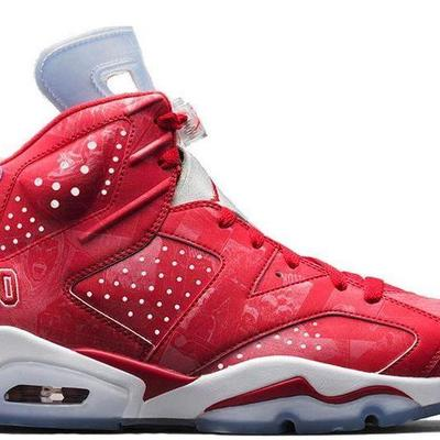 "Jordan 6 vi ultimate ""slam dunk"" 717302-600"