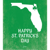 Happy St. Patty's Day, Green