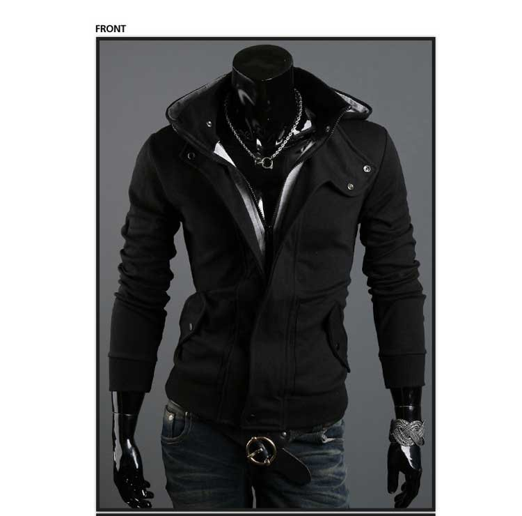 New Design Men Big Size Sweater Hoodie Winter Jacket For Men ...