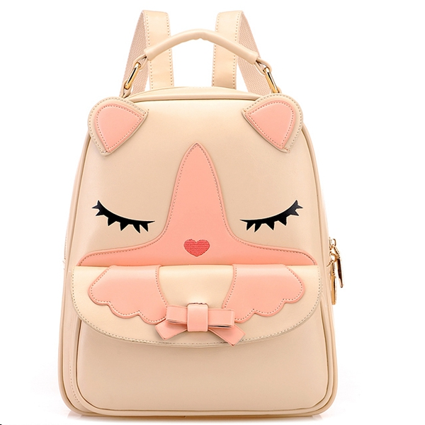 Euphoria | *free ship* Kawaii Korean Cat Kitty Backpack | Online ...