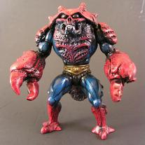 Custom Vintage Masters of the Universe Lobstor by Monsterforge