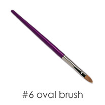 #6 Oval Brush