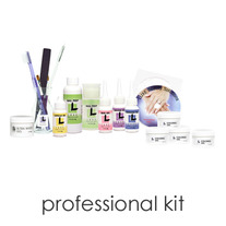 Professional Kit w/o UV Lamp ($249 value)