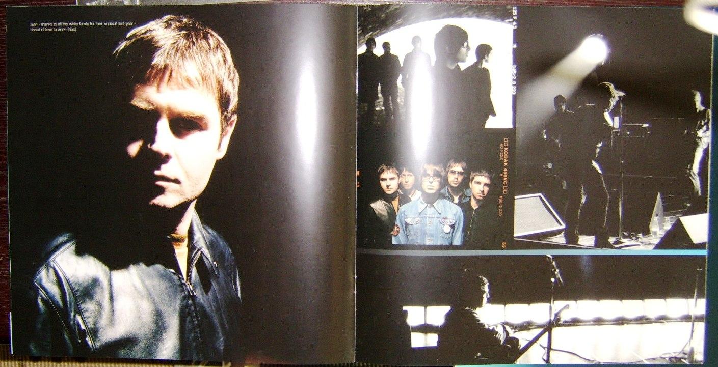Oasis - Heathen Chemistry 2xLP Vinyl on Storenvy Oasis Heathen Chemistry