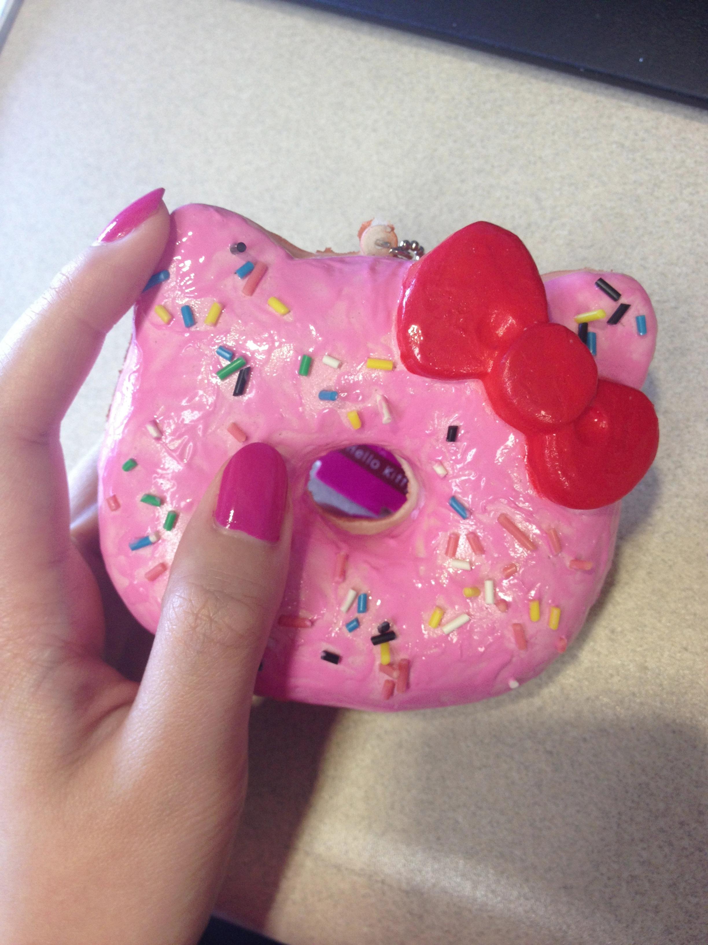 DIY Deco Squishy - Hello Kitty Donut Squishy (Type A) ? Daisy s Kawaii Store ? Online Store ...