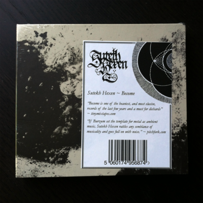 Sutekh hexen - become cd
