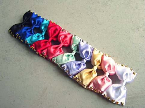 Studded Bows- BUY 2 GET 1 FREE
