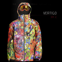 Vertigo - Snowboard/Ski Jacket by FUEL