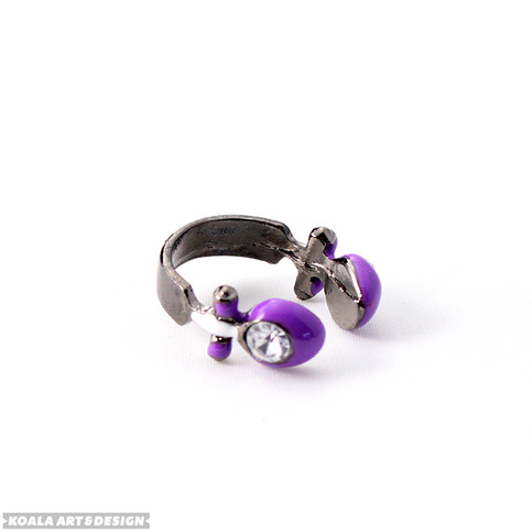 Headphones Ring