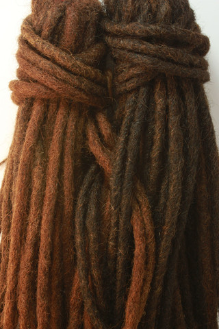 Single 100 Human Hair Dreadlock Extensions Best Quality
