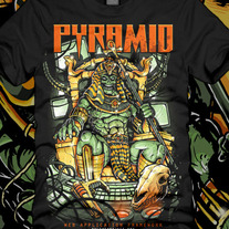 Pyramid - Dashboard T-Shirt