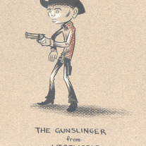 G is for The Gunslinger